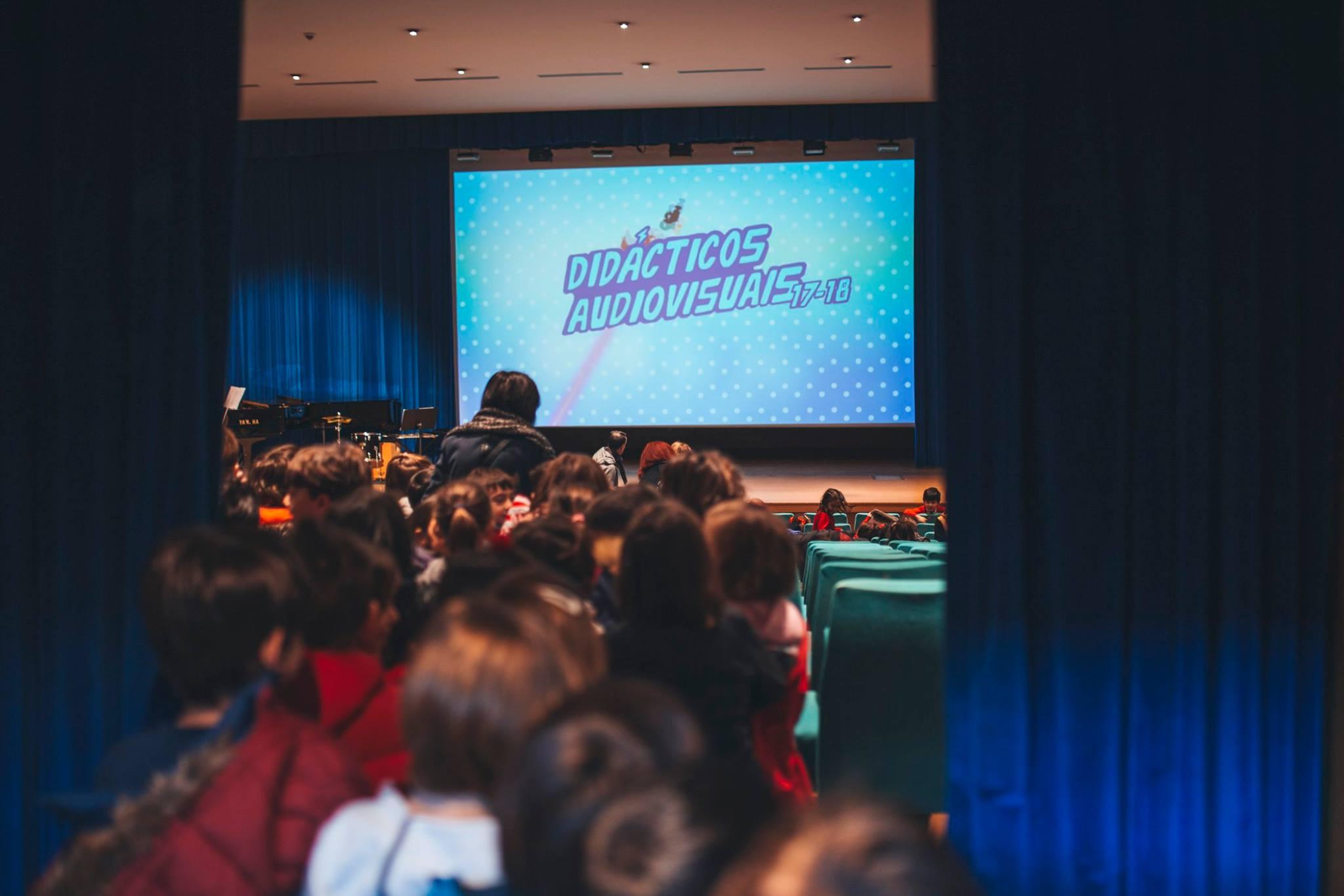 Didácticos Audiovisuais, 17-18