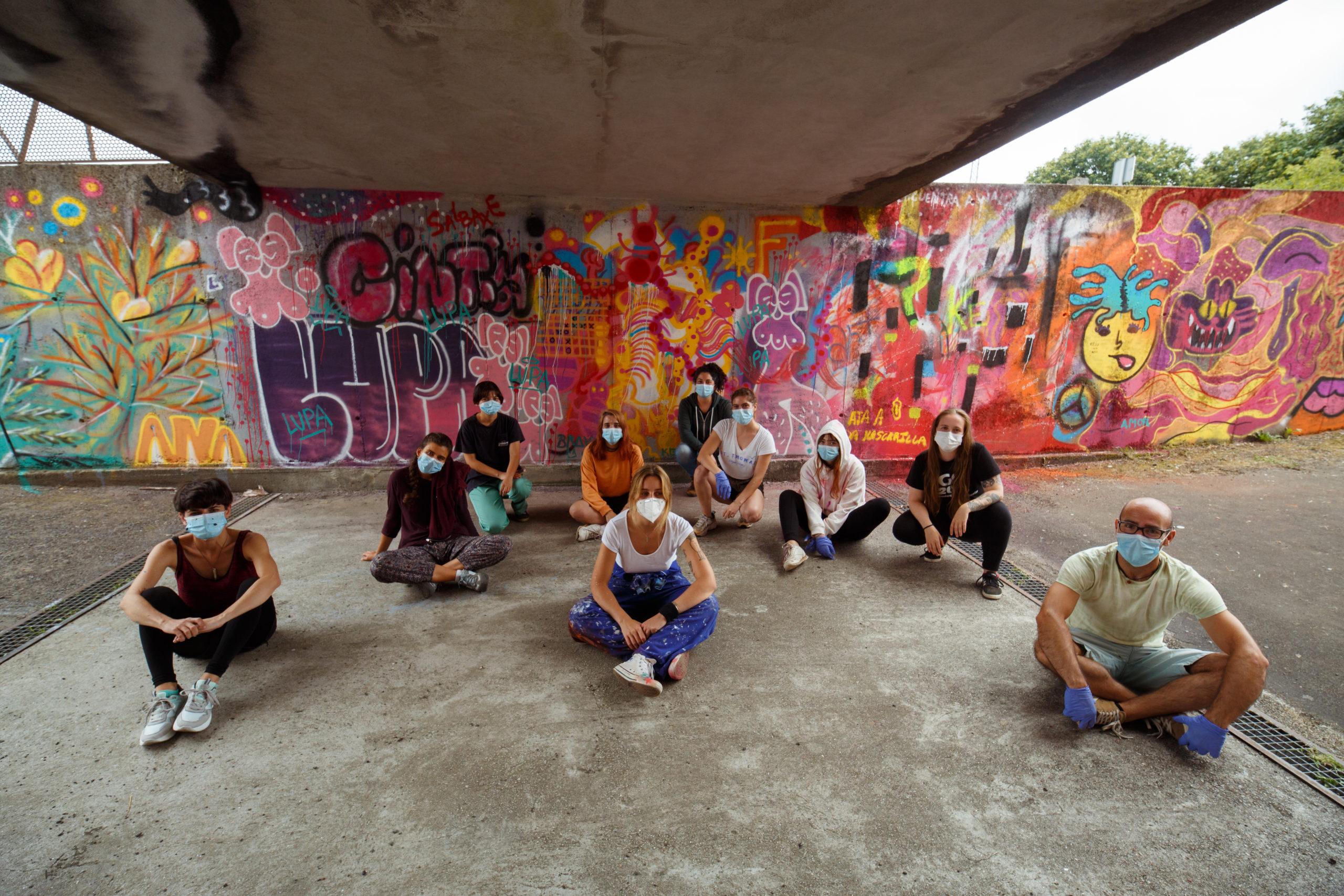 Obradoiro Lupita Hard, Concello de Teo, Delas Fest 2020
